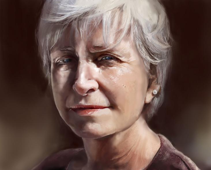 Portrait Barbara