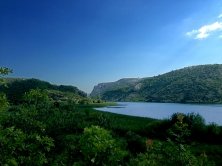 Landschaft Krka Nationalpark