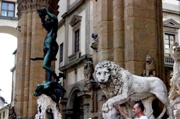 Büsten in Florenz